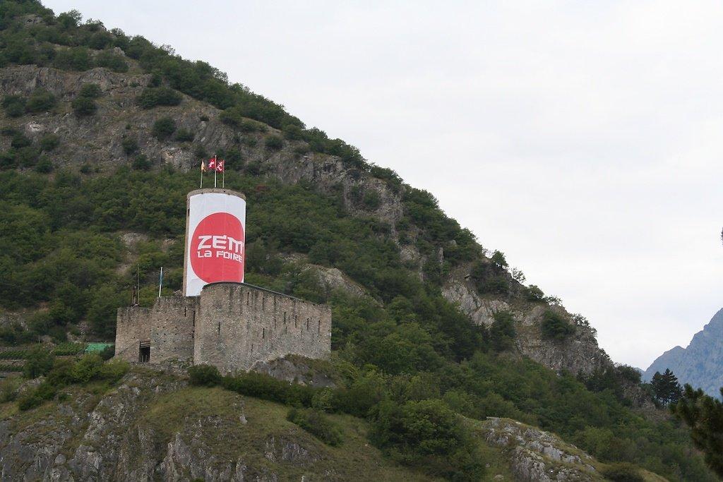 Château de la Batiaz