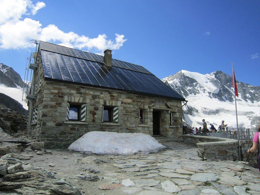Cabane de Moiry
