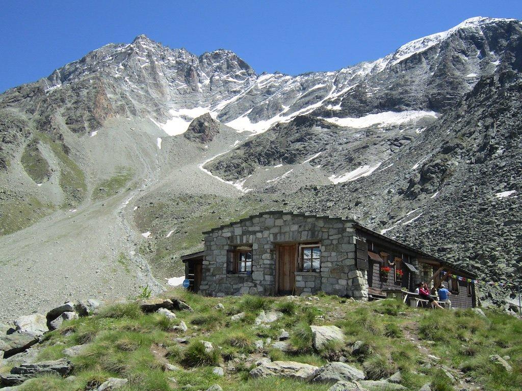 Cabane de la Tsa