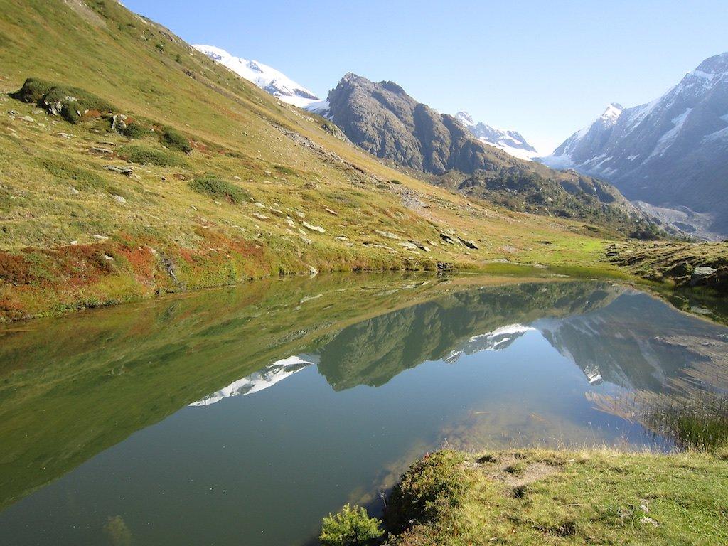Cabane Anenhütte (06.09.2014)
