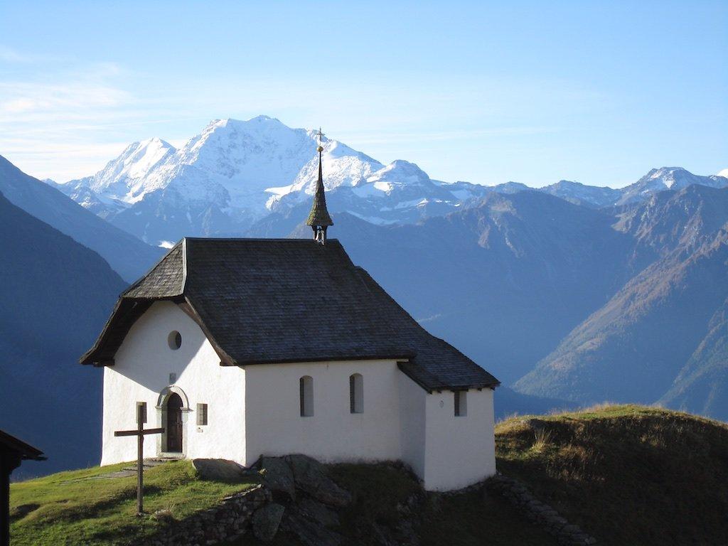 Aletsch, Eggishorn
