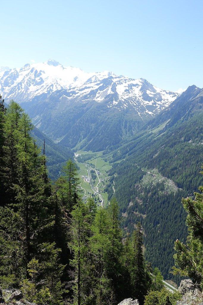 Col de la Forclaz, Mont de l'Arpille (04.06.2015)