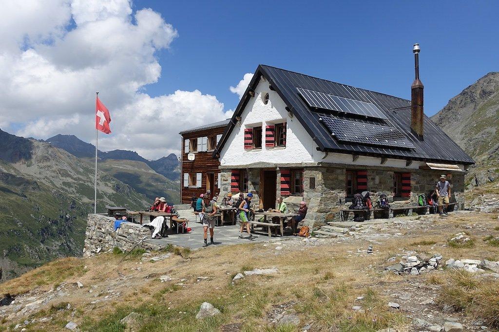 Cabane de Tourtemagne (20.07.2015)