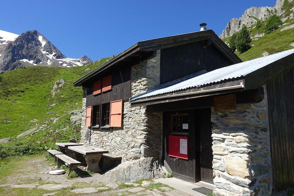 Col de la Forclaz, Chalet Les Grands, Col de Balme, Trient, Col de la Forclaz (07.08.2016)