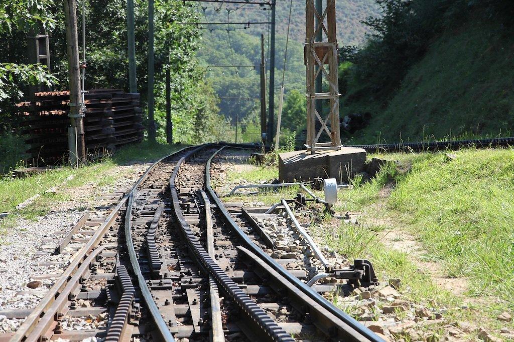 Le train du Rhune
