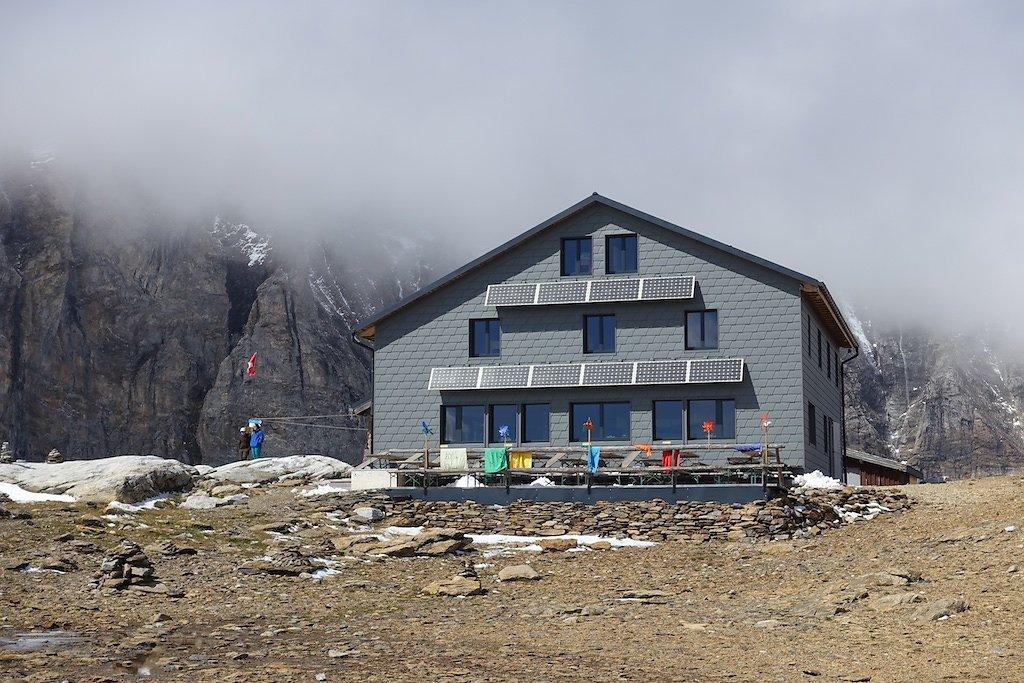 Lauchernalp - Lötschepasshütte - Kummenalp - Lauchernalp (03.09.2017)