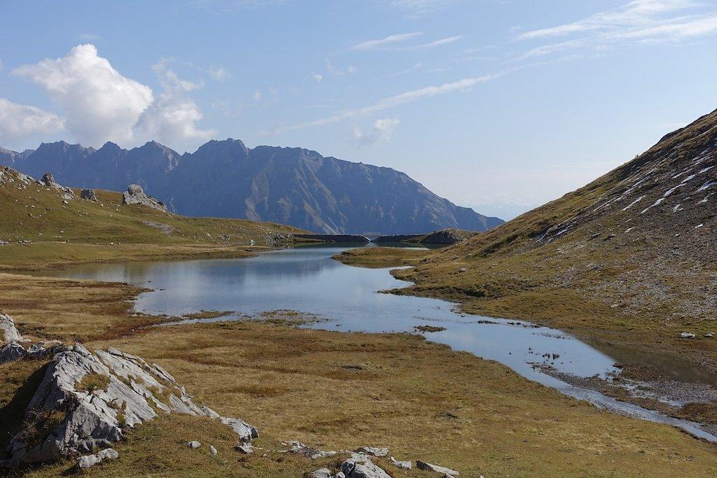 Alpage de Flore, Etang de Trente pas, Croix de l'Achia (23.09.2017)