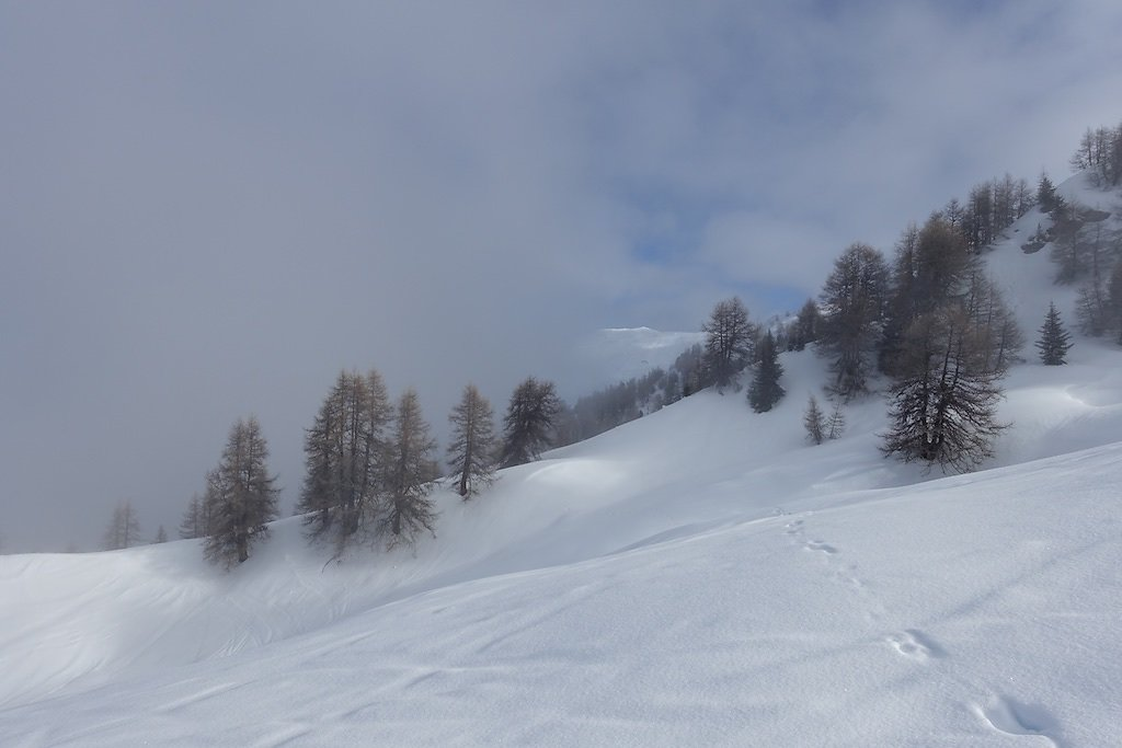 Col de Lovégno (18.02.2018)