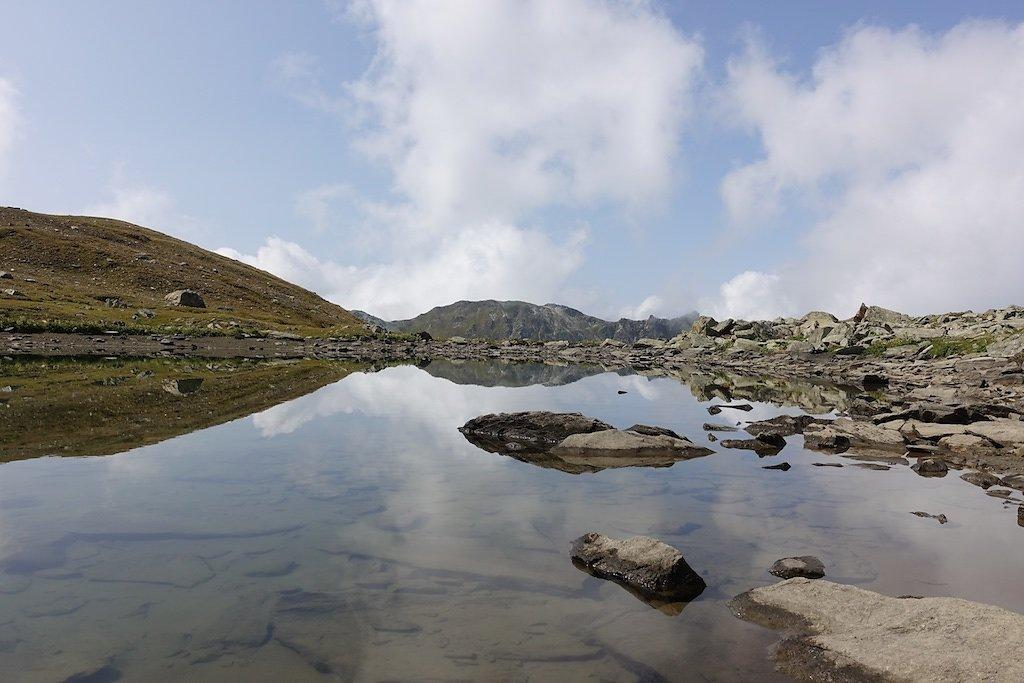Tignousa, Lac de Toûno (30.08.2018)