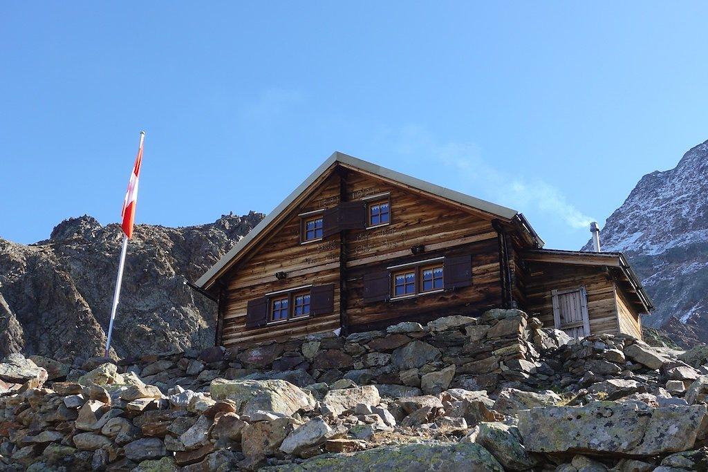 Ried - Bietschhornhütte, Lötschental (05.10.2018)