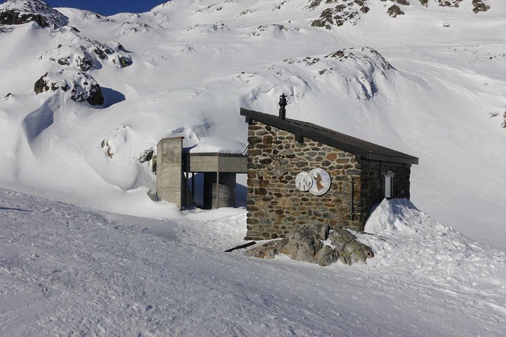 Super St-Bernard, Mont Fourchon (22.03.2019)
