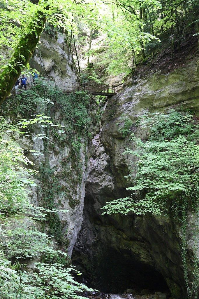 Gorges de l'Areuse (30.05.2019)