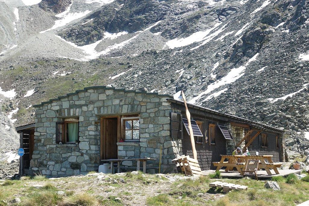 Cabane de la Tza (29.06.2019)