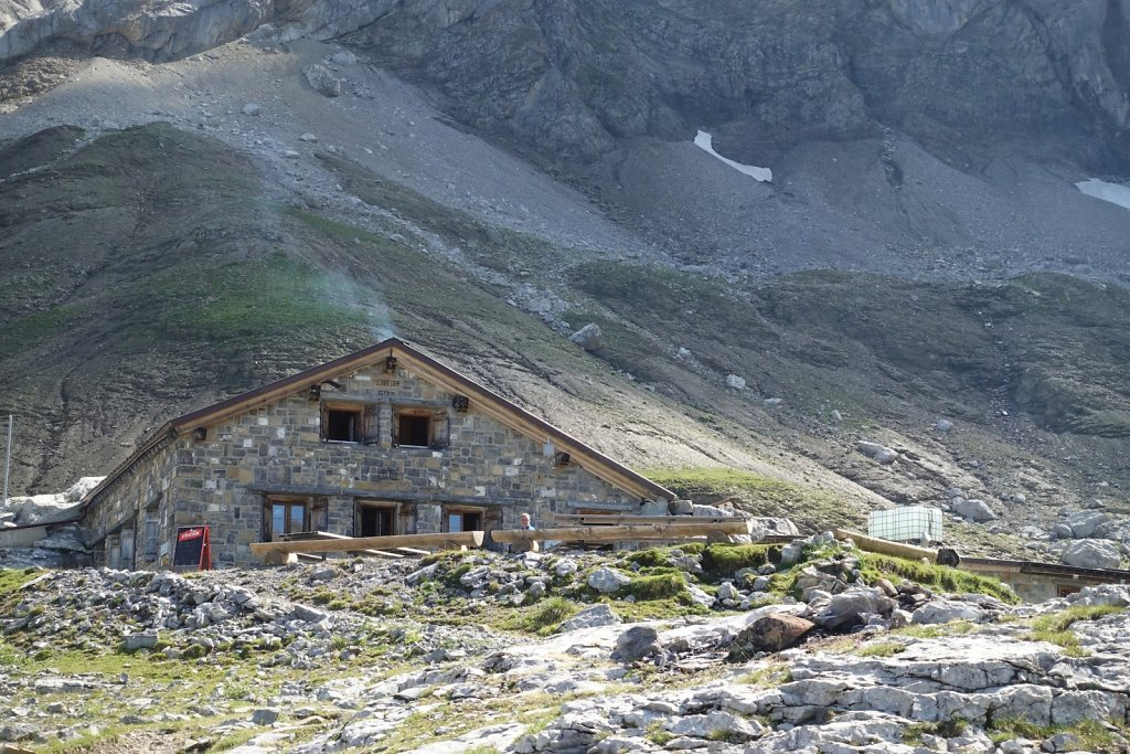 Refuge de Pierredar (24.08.2019)