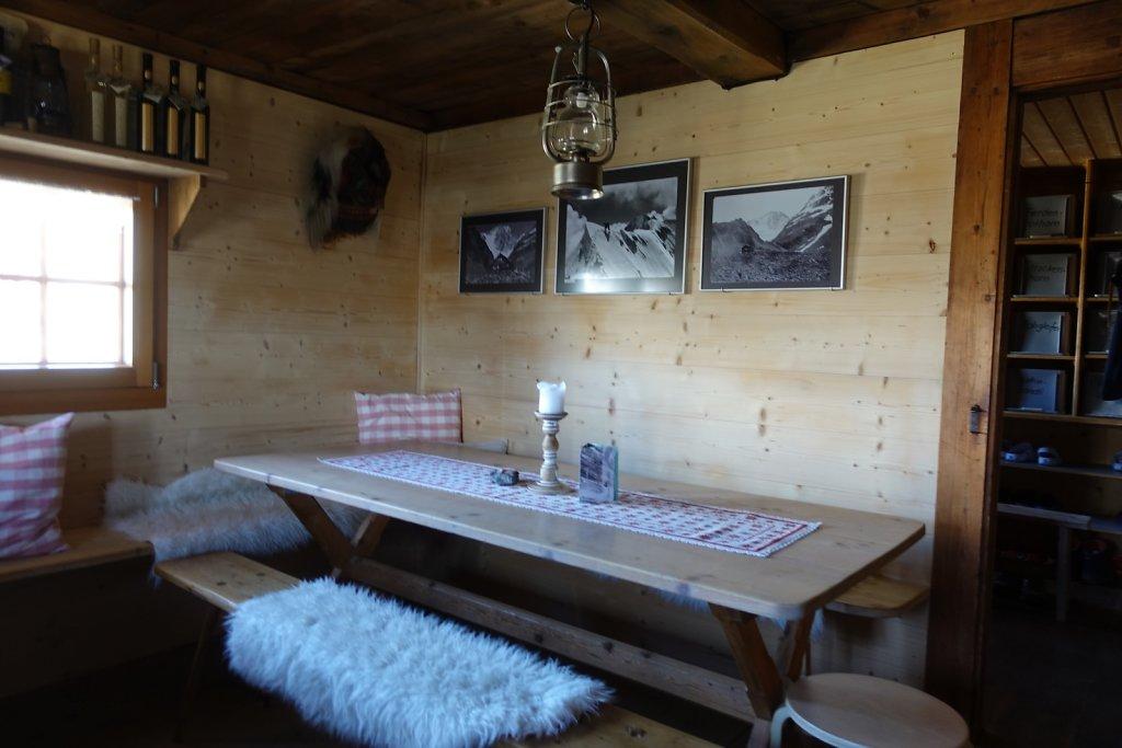 Bietschhornhütte (28.09.2019)