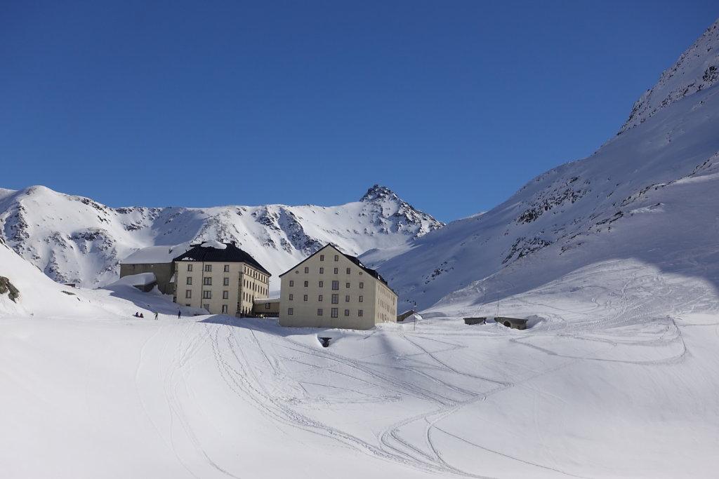 Hospice du St-Bernard (20.02.2021)