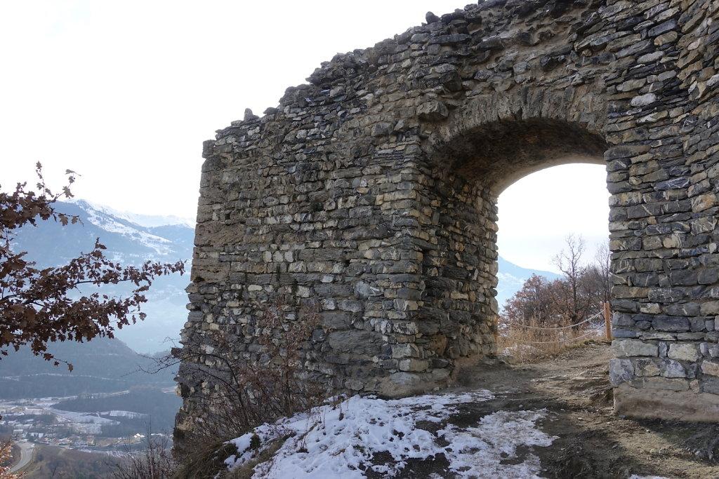 Château de la Soie, Savièse (02.01.2021)