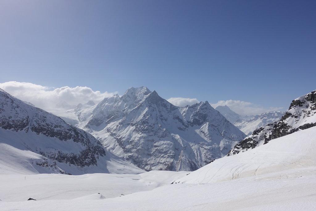 Col de Bréonna, Val d'Hérens (27.02.2021)